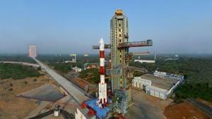 ISRO launches EMISAT defence satellite, 28 others from Sriharikota space centre