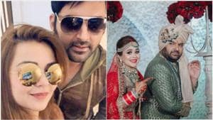 Happy Birthday Kapil Sharma: The comedian married Ginni in December 2018.