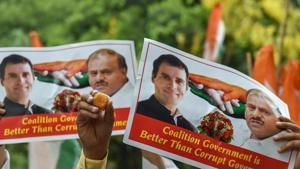 LokSabha elections 2019: Congress-JD(S) alliance bets on vote arithmetic