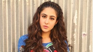 Sara Ali Khan sizzles in black and gold at the beach in her latest magazine cover shoot. See latest pics