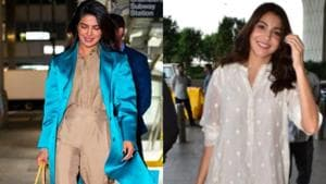 Anushka Sharma's latest airport style has the perfect oversized tote bag. Here's how much it costs