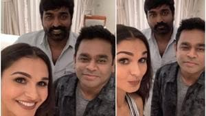 Vijay Sethupathi and Andrea Jeremiah voice characters for Tamil Avengers: Endgame