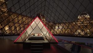 A night at the museum: Airbnb and Musée du Louvre are making the art lover's dream come true