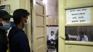 Not just Mumbai, the number of Swine Flu cases has gone up across Maharashtra, said state surveillance officer Pradip Awate.(HT File / Representational Photo)
