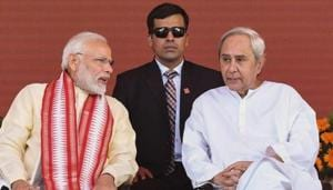 Reading out a pre-written speech at Naveen Niwas on Thursday evening, Patnaik said a nation that does not give effective representation to women in its highest decision-making forum is running on a single engine.(PTI)
