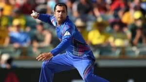 File image of Mohammad Nabi.(Getty Images)