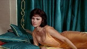 Bond girl Nadja Regin of Goldfinger and Russia With Love fame dies at 87