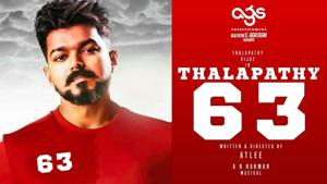 Thalapathy 63: Makers erect football stadium set at a cost of Rs 6 crore
