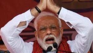 In the run-up to the Lok Sabha elections, Prime Minister Narendra Modi, Congress president Rahul Gandhi and CPI (M) general secretary Sitaram Yechuri have campaigned in Tripura.(ANI PHOTO)