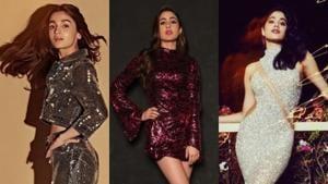 Take cue from Sara Ali Khan, Alia Bhatt,Taapsee Pannu, Janhvi Kapoor and Sonakshi Sinha to get the retro-style party look