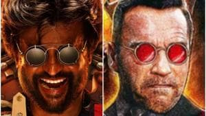 Is Rajinikanth's Darbar poster a rip-off of Arnold Schwarzenegger's Killing Gunther? Twitter thinks so