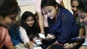 CBSE has issued a notification giving schedule and other information on applying for verification of marks, revaluation and obtaining photocopy of answer sheets after the declaration of Class 10 and Class 12 board exam results.(PTI file)