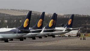 Naresh Goyal pledges 26% Jet stake, more flights cancelled