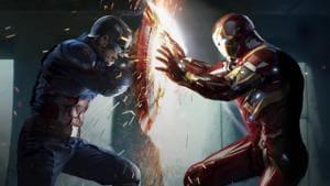 Avengers Endgame stars Robert Downey Jr and Chris Evans are having another Civil War on Twitter