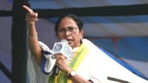 Asserting that BJP will not return to power at the Centre, she claimed that it will not WIN seats in many states.(ANI FILE PHOTO)