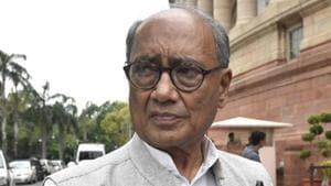 Digvijaya Singh promises temple on Congress land