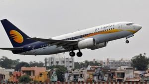 Jet Airways chief executive Vinay Dube in an internal communication has said the lenders could not decide on the emergency funding and that the board of the airline will meet Tuesday to take a call on the future.(Reuters File Photo)