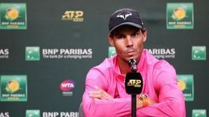 File image of Rafael Nadal(AFP)