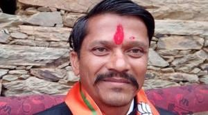 Bharatiya Janata Party's Gujarat MLA Ramesh Katara,(Photo credit: Facebook)