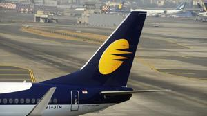 The management of India's Jet Airways has proposed to suspend all operations of the debt-laden airline at its board meeting.