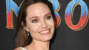 Angelina Jolie drops Brad Pitt's last name two days after becoming legally single