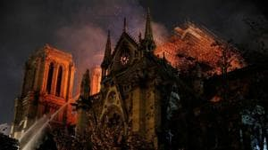 What was lost, what was saved from the Notre Dame fire?