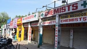 The Drug and Technical Advisory Board (DTAB) has approved changing the Drugs and Cosmetics Rules to bring uniformity to medical store signboards.(HT Photo/Representative Image)