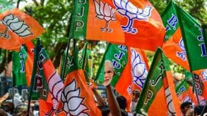 Eight seats will go to the polls in the second phase of the national elections in Uttar Pradesh on Thursday.(PTI File Photo)