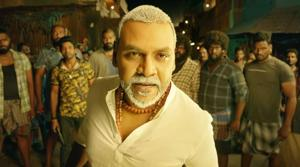 Kanchana 3 movie review: Raghava Lawrence delivers a horror flick that's both unfunny and preposterous.