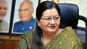 'We plan to increase intake of women':Jamia's  vice-chancellor Najma Akhtar
