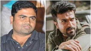 Vamsi Paidipally and Ram Charan worked in Yevadu in the past.(Facebook)