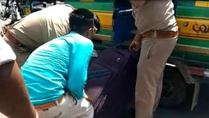 Man's body with limbs tied in a bag found on Delhi-Meerut road