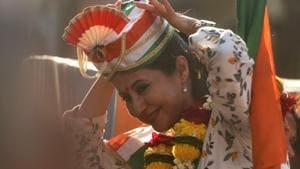 Lok Sabha Elections 2019: Actor Urmila Matondkar, Congress' Mumbai North candidate,  prepares for her 'new role'