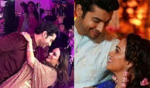 Ssharad Malhotra to marry Ripci Bhatia on Saturday. See pics and videos from mehendi, sangeet