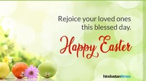 Happy Easter 2019 wishes, greetings, messages to send your family and friends