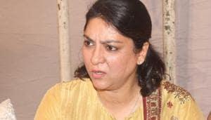 Priya Dutt(HT file photo)