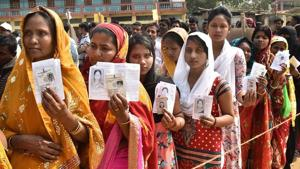 The CPM in Tripura has claimed that video footage of CCTV cameras installed in the polling booths on April 11 were scrutinised without their presence on April 12 and 13 and demanded scrutiny should be done in the presence of all political parties.(PTI PHOTO)