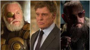 Anthony Hopkins, Robert Redford and Ben Kingsley have all worked in Marvel movies.