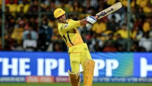 File image of MS Dhoni(AFP)