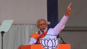 Lok Sabha Elections 2019: Vote for BJP will give me strength to end terrorism, says PM Modi