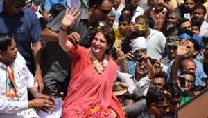 There has been some speculation of late that Priyanka Gandhi may contest from Varanasi against Prime Minister Narendra Modi.(Naseem Malik / HT Photo)