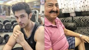 Kasautii Zindagii Kay actor Parth Samthaan pens an emotional tribute to late father, remembers the last time he saw him smiling
