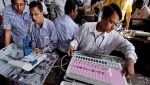 NDA candidate from Wayanad demands re-polling after EVM malfunction