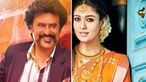 After Chandramukhi and Kuselan, Darbar will mark the third time Nayanthara and Rajinikanth will be working together.(Instasgram)