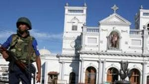 The Sri Lankan government never expected the Easter Sunday bombings of such magnitude, Defence Secretary Hemasiri Fernando said(REUTERS)