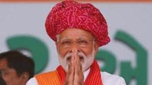 ILok Sabha elections 2019: 'Voters will teach liars a lesson,' says PM Modi in Odisha rally(REUTERS)