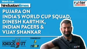 India team for ICC WC 2019: Middle-order the weak link, says Pujara