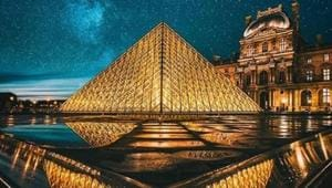 Paris's Louvre museum: Eight centuries of history