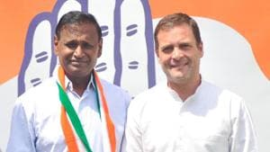 Punished by BJP for speaking up on Dalits, says Udit Raj on joining Cong