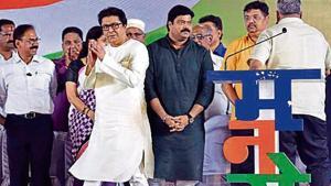 'Ambani's endorsement of Deora shows BJP on its way out':Raj Thackeray
